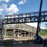 Строительство кабельных эстакад в Иркутской области