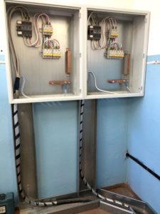Установка электрощитов в Иркутске