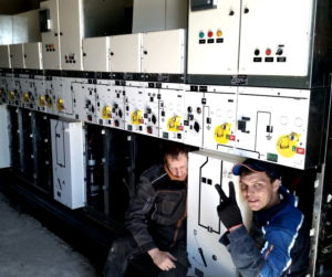 Обслуживание высоковольтных ячеек Schneider Electric в Иркутске