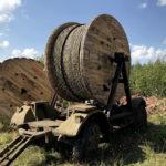 Раскатка кабелей в Иркутске